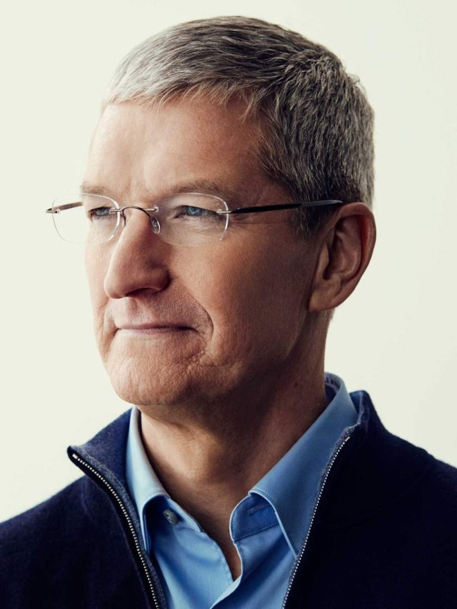Tim Cook lot top 100 nguoi anh huong nhat the gioi 2015 hinh anh 1