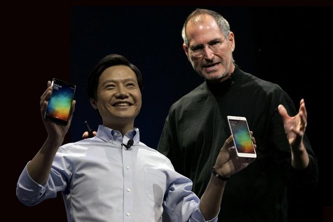 Xiaomi bat chuoc Apple nhu the nao? hinh anh