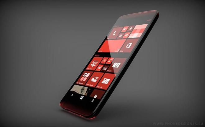 Lumia 940 co man hinh 5,2 inch, camera 25 MP hinh anh