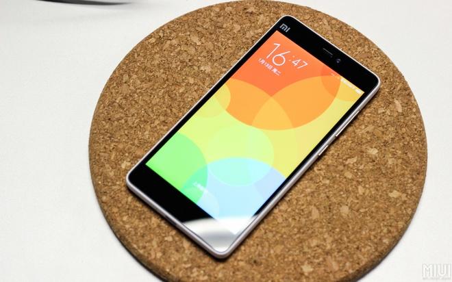 Xiaomi ra mat Mi 4i chip 8 nhan, RAM 2 GB gia 4 trieu hinh anh