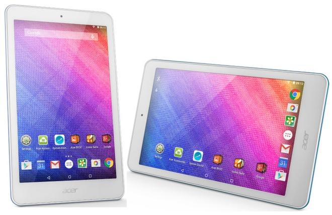 Acer tung ra them 2 mau tablet chay chip loi tu Intel Atom hinh anh