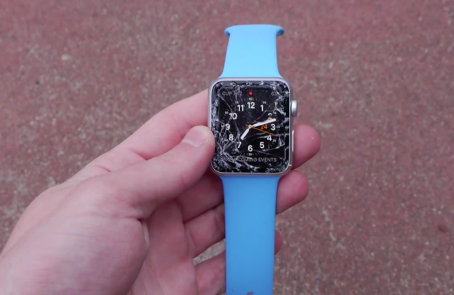 Apple Watch Sport de vo hinh anh