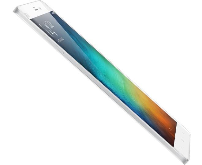 10 dien thoai Android dep nhat hinh anh 5 Xiaomi Mi Note: là chiếc phablet cao cấp đầu tiên của Xiaomi. Mi Note có độ hoàn thiện cao hơn các sản phẩm khác của hãng vơi màn hình công nghệ OGS, kính bảo vệ 2,5D cong giúp thao tác thoải mái hơn khi sử dụng.