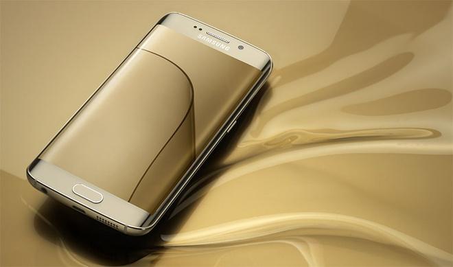 Galaxy S6 ban vang hut khach tai chau Au hinh anh