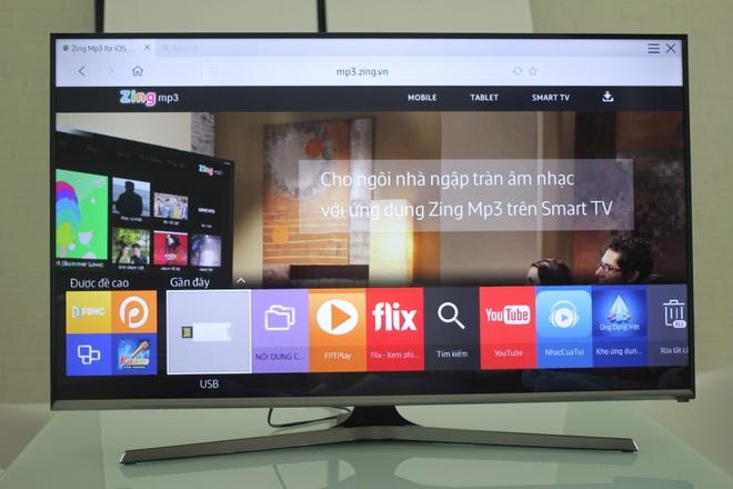 TV 43 inch dau tien tai Viet Nam hinh anh