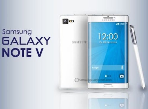 Samsung he lo ve Galaxy Note 5 va Note Edge 2 hinh anh