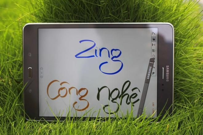 Danh gia nhanh Samsung Galaxy Tab A hinh anh