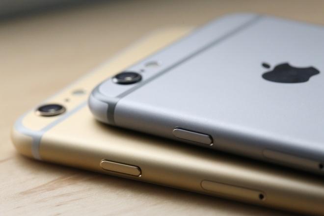 Doanh so iPhone tiep tuc gay an tuong hinh anh