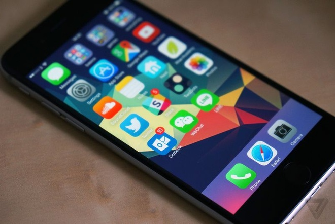Microsoft sap ra ung dung chat tren iPhone hinh anh