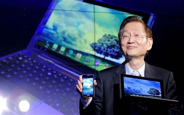 Asus: 'Windows 10 khong phai nen tang di dong ly tuong' hinh anh