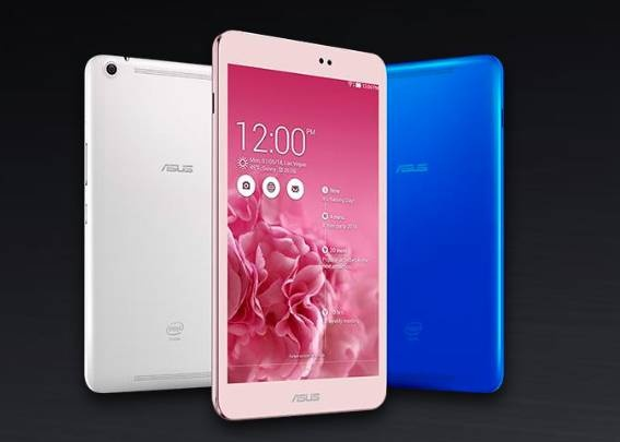 ZenPad 8 man hinh ty le 3:4, chay chip Intel lo anh hinh anh