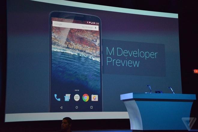 Google trinh lang Android M hinh anh