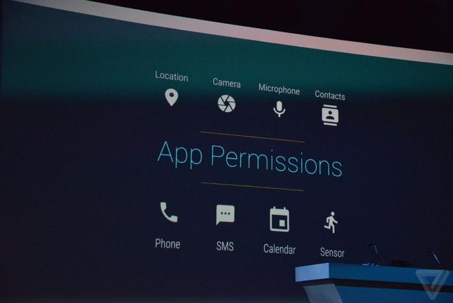 Google trinh lang Android M hinh anh 1