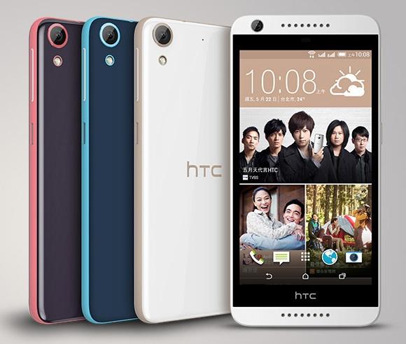 HTC ra hai di dong Desire man hinh rong gia duoi 200 USD hinh anh