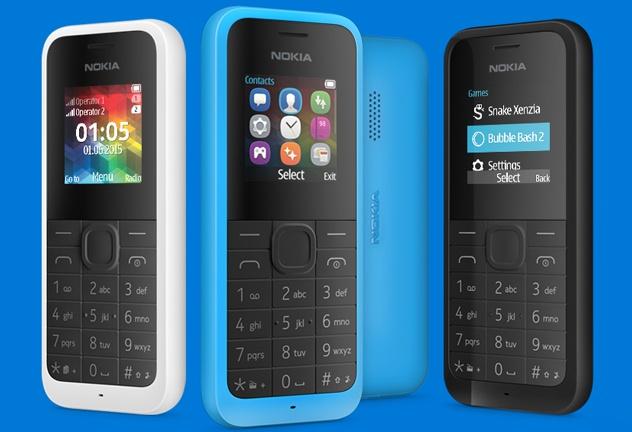 Di dong cuc gach Nokia 105 ban moi gia 20 USD hinh anh 1