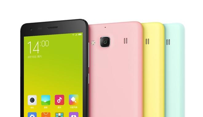 Xiaomi Redmi 2A len ke, gia chi 80 USD hinh anh