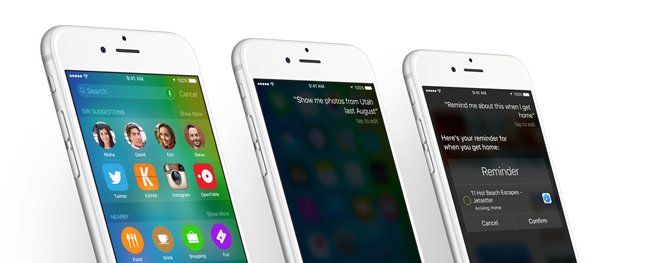 Chua ra mat, iOS 9 da bi doa be khoa hinh anh