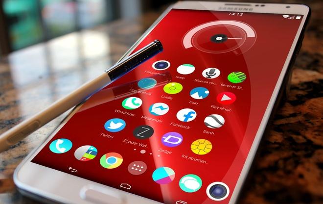 Ro ri cau hinh Samsung Galaxy Note 5 hinh anh