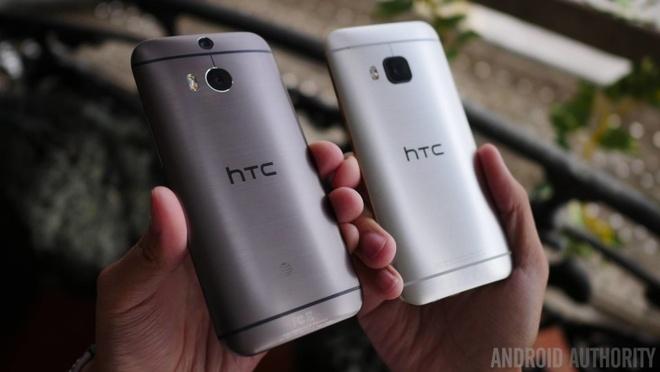 Doanh so HTC One M9 thap hon M8 hinh anh