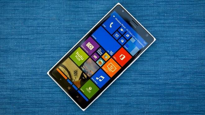 Microsoft se ra mat smartphone cao cap tren nen tang moi hinh anh