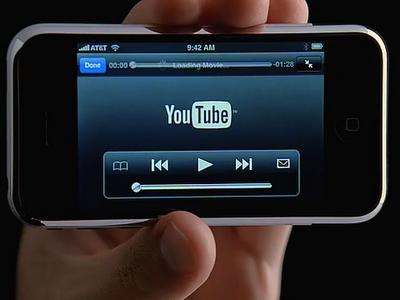 Cach nghe nhac tren YouTube khi tat man hinh iPhone hinh anh