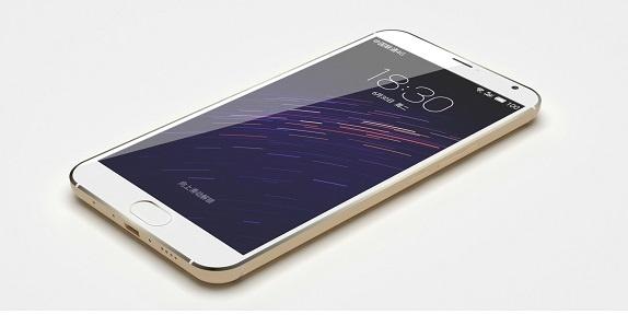 Meizu MX5 co may anh 21 megapixel, pin 3.150 mAh hinh anh