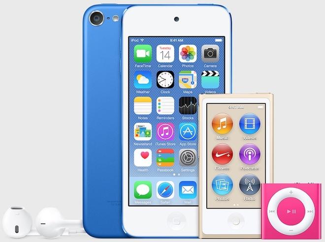 Apple se gioi thieu iPod moi vao 14/7? hinh anh