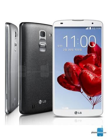 LG G Pro 3 co man hinh QHD 6 inch, vi xu ly Snapdragon 820 hinh anh