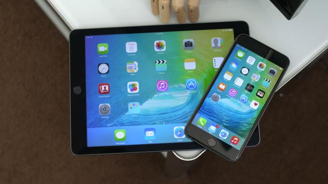 Nhung thay doi tren phien ban iOS 9 beta 3 hinh anh