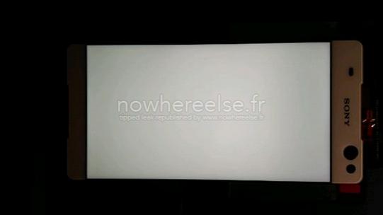 Sony Xperia T4 Ultra co vien man hinh sieu mong hinh anh