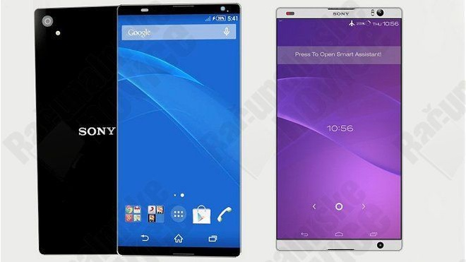 Sony se gioi thieu Xperia T4 Ultra va C5 Ultra trong thang 8 hinh anh