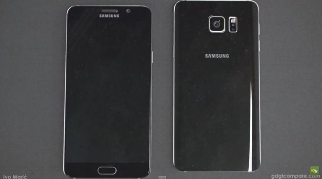 Ban dung Galaxy Note 5 dua tren tin don hinh anh