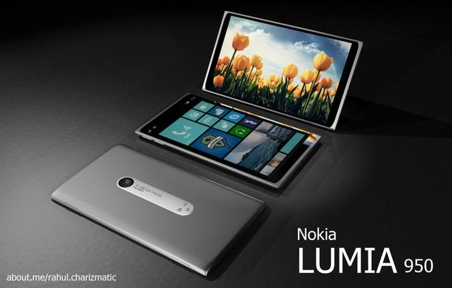 Lumia 950 va 950 XL ra mat thang 10 hinh anh