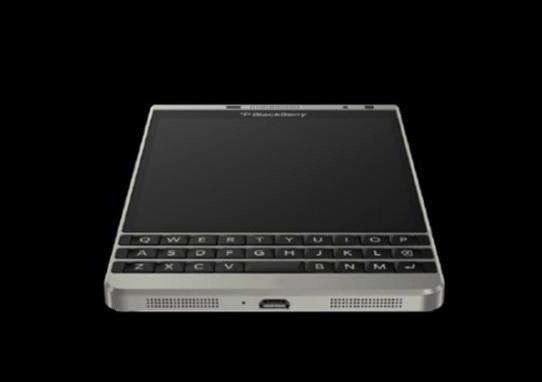 BlackBerry se gioi thieu 2 smartphone moi dip cuoi nam hinh anh