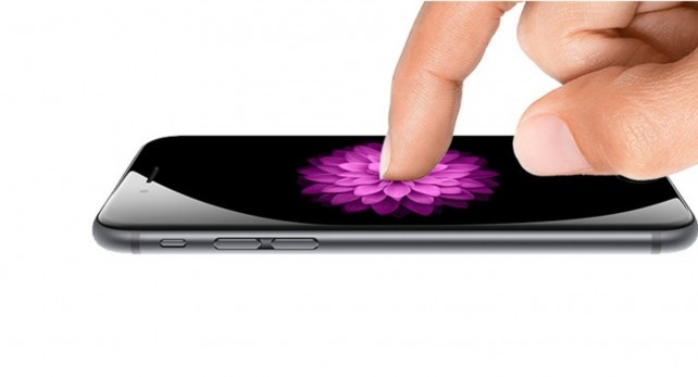 Doi tac gian tiep xac nhan Force Touch len iPhone 6S hinh anh