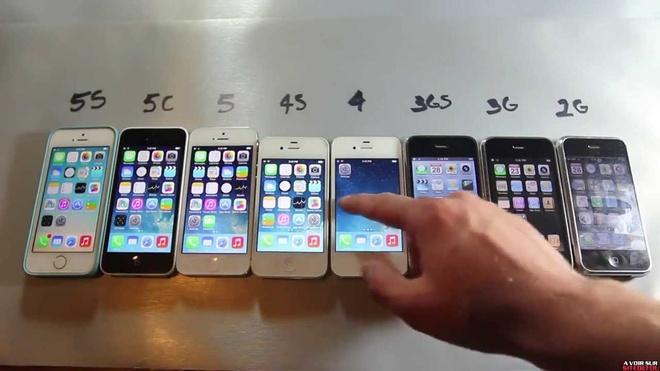 Vi sao iPhone ngay cang lon? hinh anh