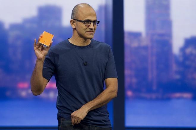 Danh sach dien thoai Lumia len Windows 10 dau tien hinh anh 1