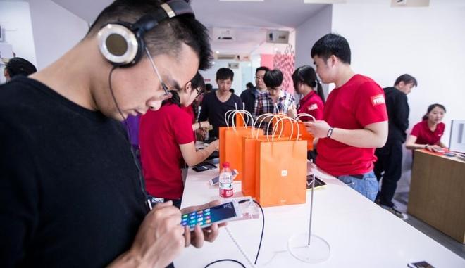 Apple danh mat ngoi vuong o thi truong Trung Quoc hinh anh 1