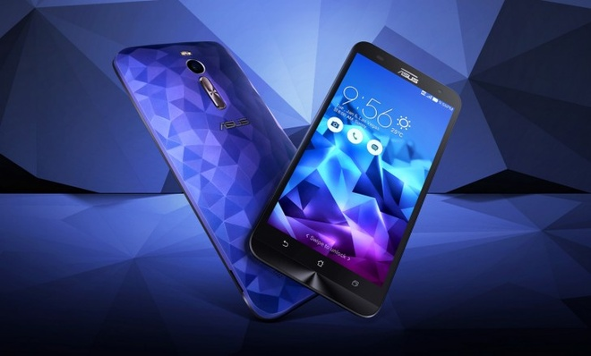 Asus chinh thuc trinh lang Zenfone 2 Deluxe va Laser hinh anh