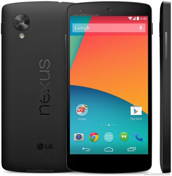 Nexus 5 (2015) va LG G5 trang bi nhan dang van tay hinh anh