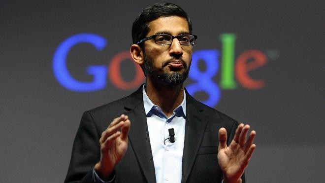 Google tai cau truc, bo nhiem CEO moi nguoi An Do hinh anh 1