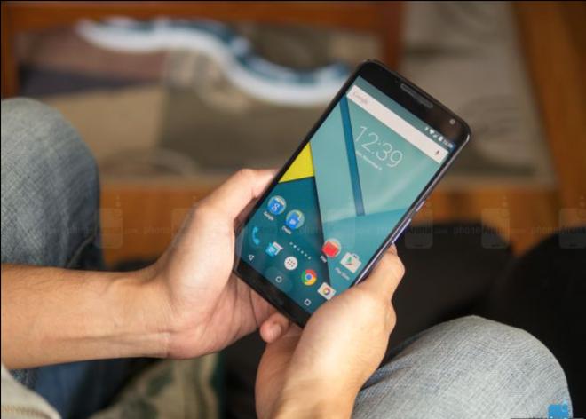 LG Nexus va Huawei Nexus ro ri thong tin ve kich thuoc hinh anh