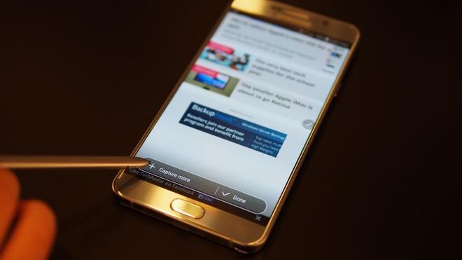Galaxy Note 5 la tu khoa hot nhat tuan qua hinh anh