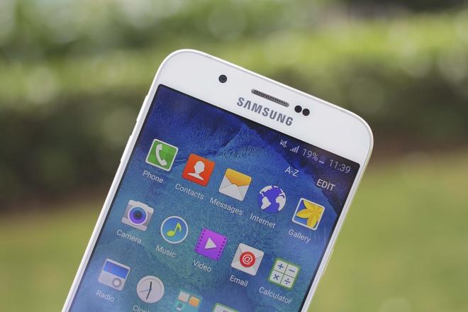 Danh gia Samsung Galaxy A8 hinh anh
