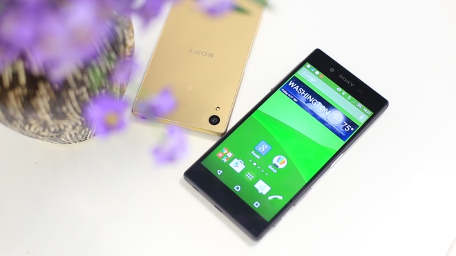 Can canh Xperia Z5 tai Viet Nam hinh anh
