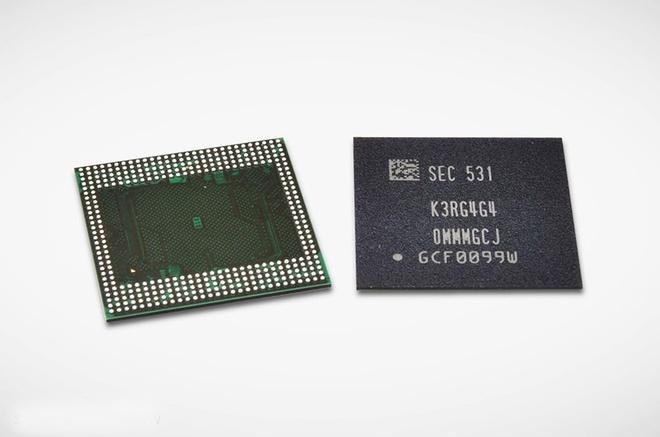 Samsung se som co smartphone RAM 6 GB hinh anh