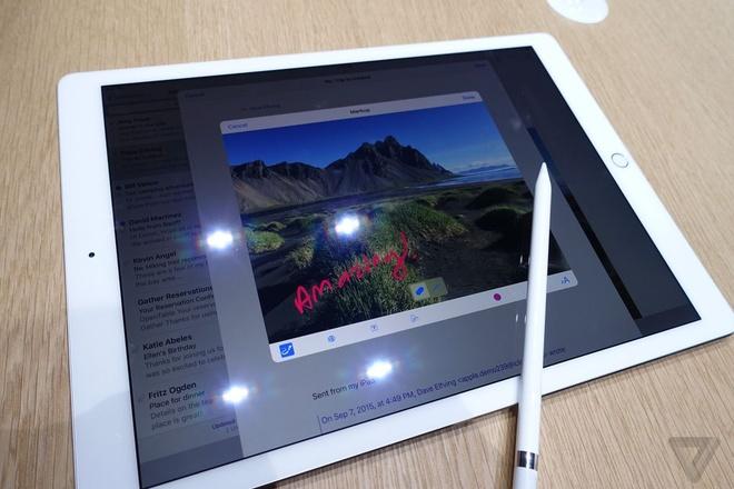 Trai nghiem nhanh iPad Pro 12,9 inch hinh anh