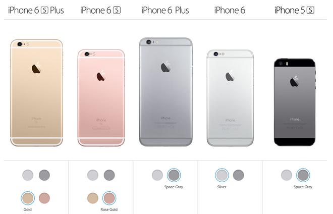 iPhone 6, 6 Plus mau vang dung san xuat hinh anh