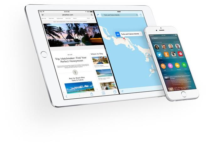 Nhung nang cap dang gia tren iOS 9 hinh anh