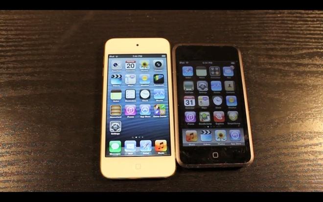 iFan khong phan biet duoc iPhone 6S va iPhone doi dau hinh anh